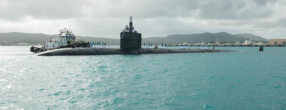Arpa Harbor, Guam
