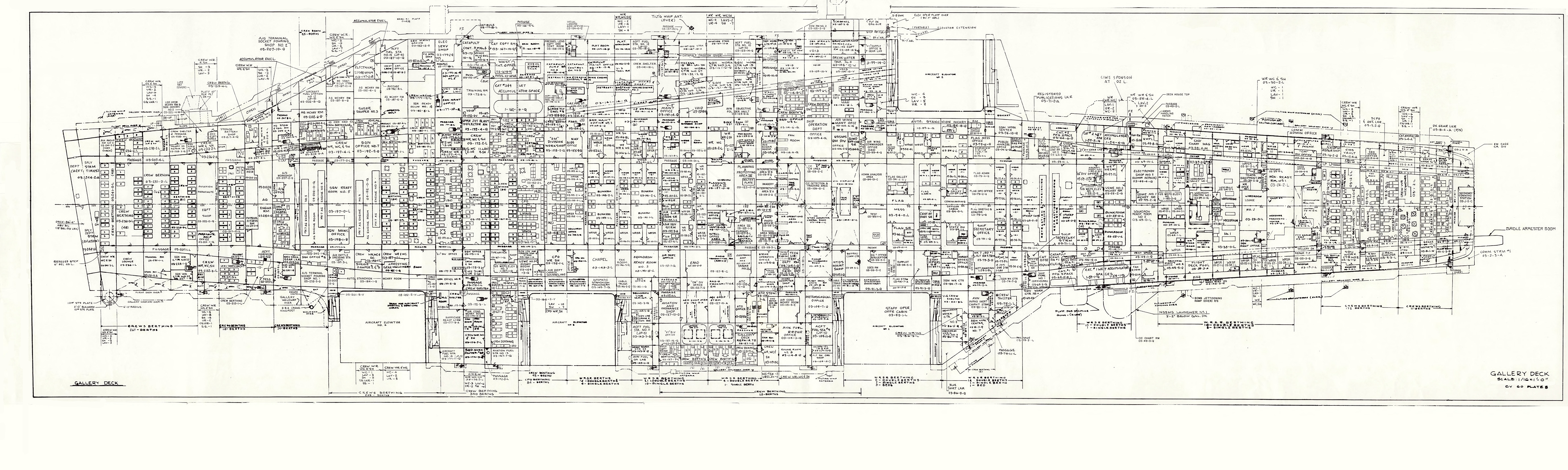 28 carrier floor plan foto incanto aircraft carrier for Drawing deck plans