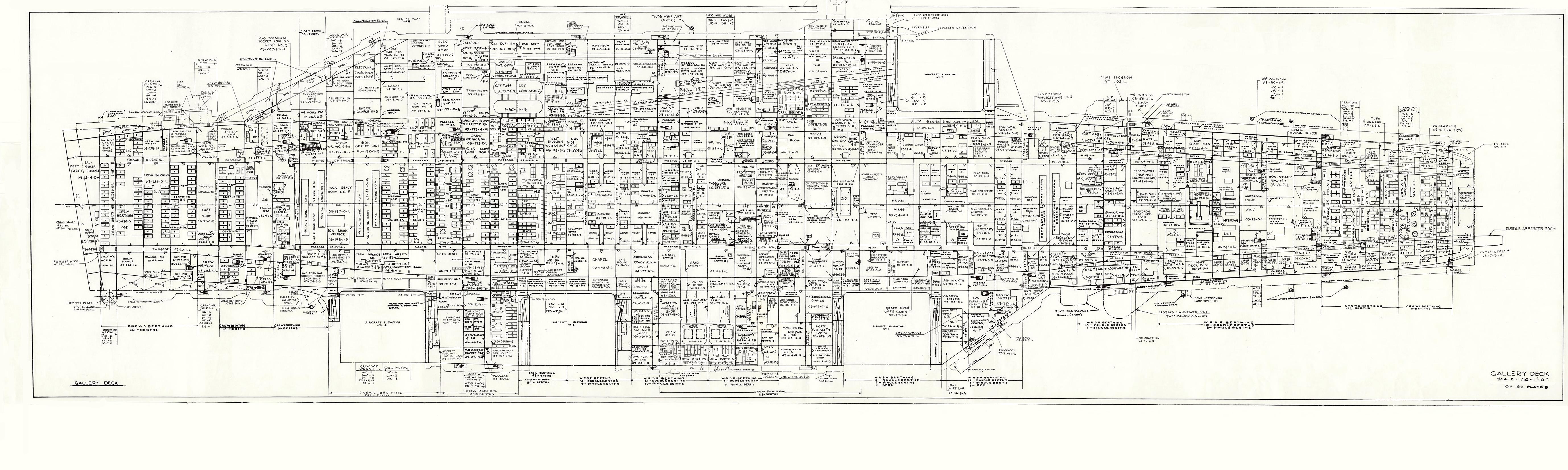 Aircraft Carrier Floor Plan Hms Queen Elizabeth