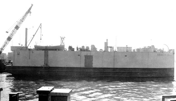 Floating Drydock (Machinery) YRD(M)-3
