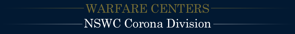 NSWC Corona Division