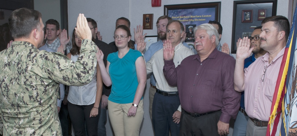 New Hires Swearing In 06112018