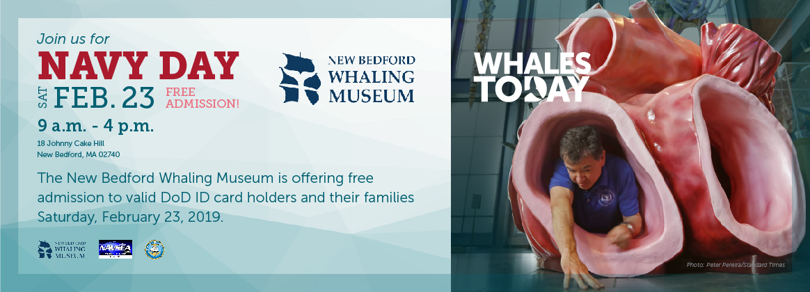 Navy Day at New Bedford Whaling Museum