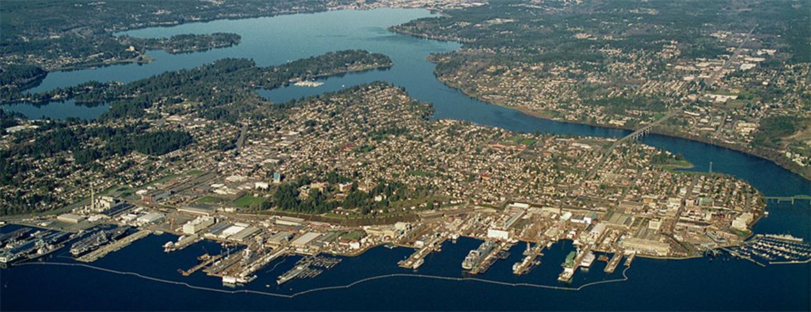 Puget Sound Naval Shipyard at Naval Base Kitsap Bremerton