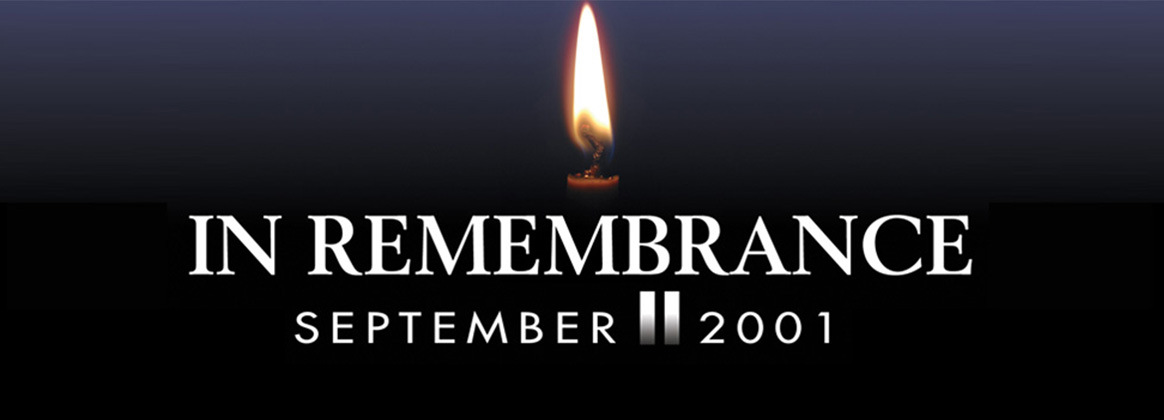 Graphic Image: September 11, 2001 rememberance