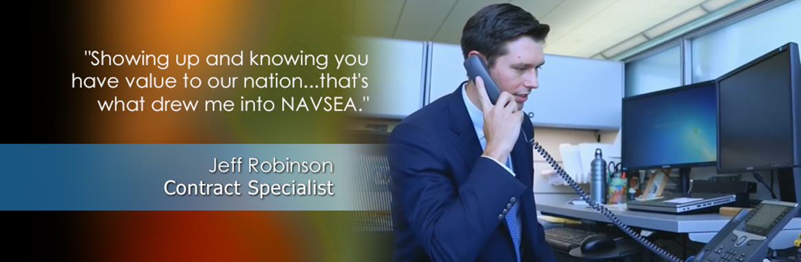 Jeff Robinson - Contract Specialist