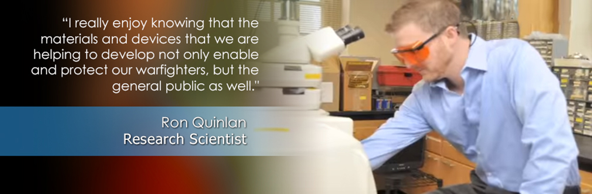 Ron Quinlan - Research Scientist
