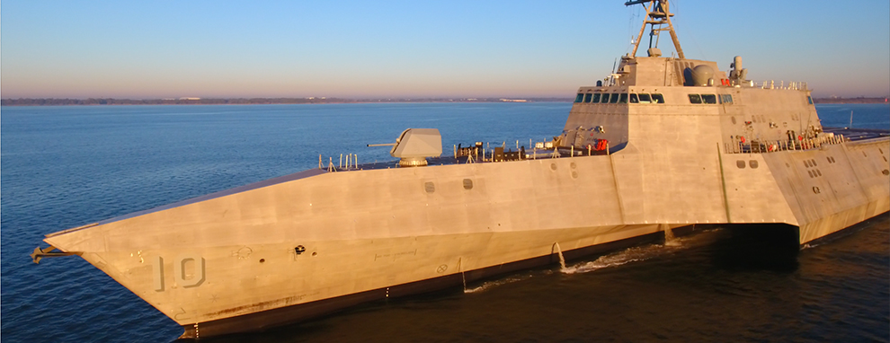 LCS-10 acceptance trials