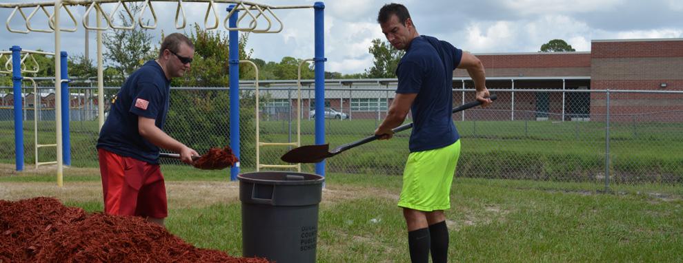 Oak Hill Academy Volunteer