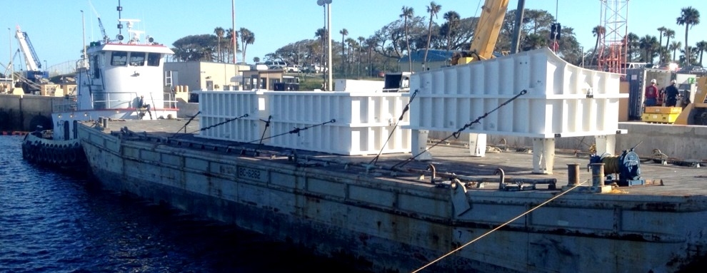 SUPSALV Supports SWRMC with USS THE SULLIVANS Rudder Repairs