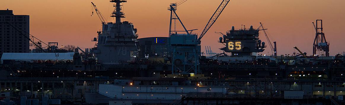 Supervisor of Shipbuilding, Conversion & Repair - Newport