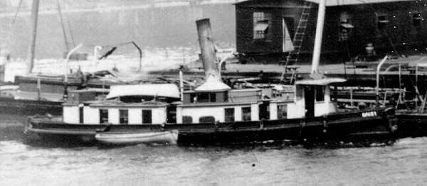 Steam Ferry Daisy