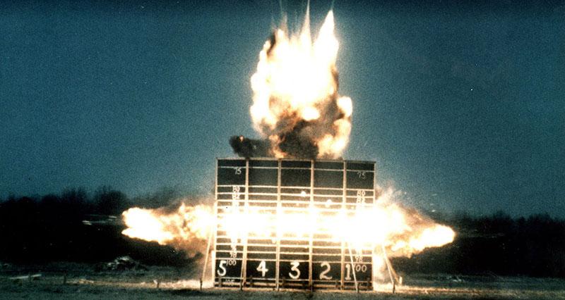 Dahlgren Centennial Blog - Missile Warheads
