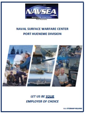 Employer of Choice - Naval Surface Warfare Center, Port Hueneme
