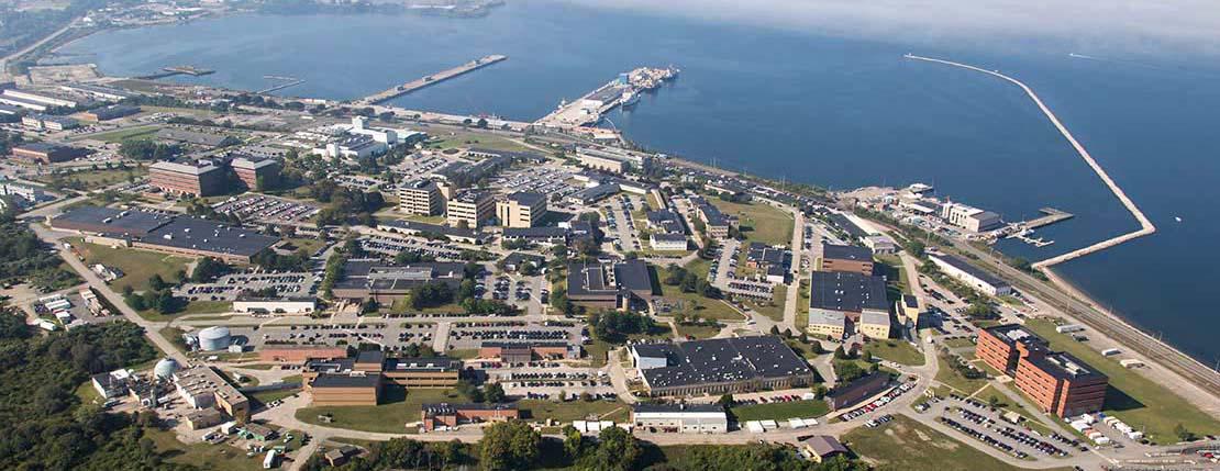 Naval Sea Systems mand Home Warfare Centers NUWC Newport