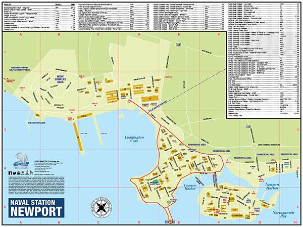 Naval Station San Diego Map.Antx 2018