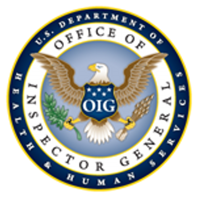 Department of Health and Human Services Office of Inspector General