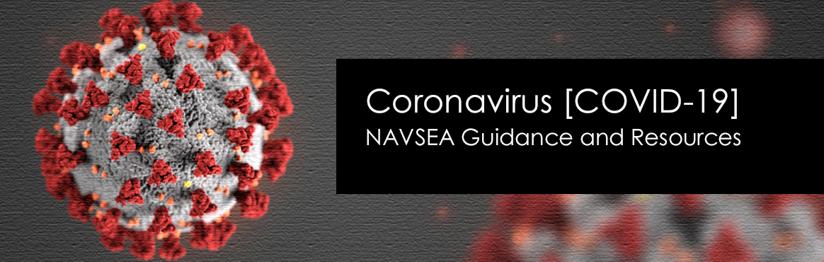 Coronavirus header graphic