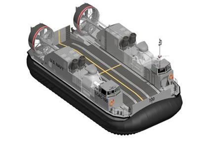 Artist rendition of Ship to Shore Connector