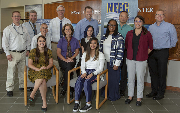 Warfare Center NEEC Directors